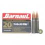 Barnaul 7,62x39 FMJ 20kpl