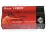 Geco 9mm FMJ 8g. 50kpl (loppu)