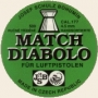 JSB Match Diabolo 4,5mm
