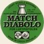 JSB Match Diabolo 4,5mm