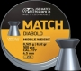 JSB Match Diabolo 4,5mm Mid Weight