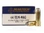 Magtech .44 Mag 240grs. 50kpl