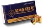 Magtech Subsonic 9mm 9,52g. FMJ 50kpl