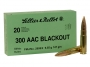 S&B .300 AAC Blackout Subs. FMJ 13g. 20kpl